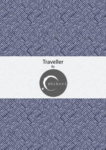 Traveller- Shibori