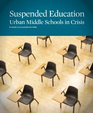 Suspended Education Suspended Education - The Civil Rights ...