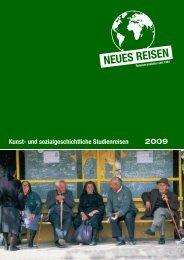 2009 - Neues Reisen