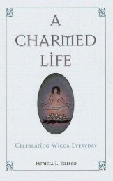 Patricia Telesco-A Charmed Life-New Page Books (2009)