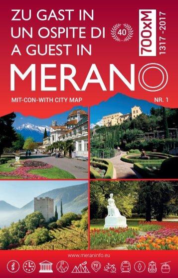 Zu Gast in Meran - Frühling 2017