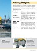 Tragfähigkeit A 314 - Liebherr - Seite 5