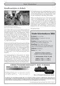 TErMINE IM SOMMEr 2006 Unkostenbeitrag: E 3,– Beginn - Seite 5