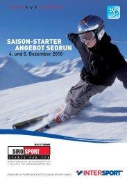 4. und 5. Dezember 2010 - Siro Sport