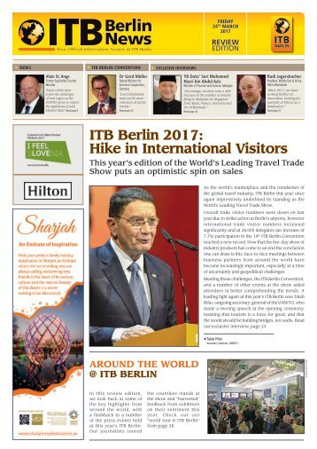 ITB Berlin News - Review Edition