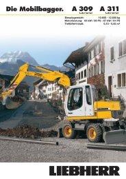 A 309 - Gerhard Schwickert Baumaschinen und Nutzfahrzeuge GmbH