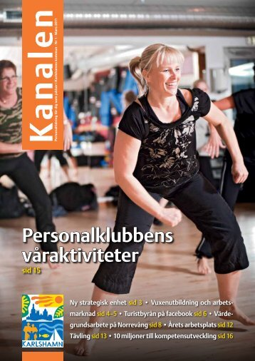 Vuxenutbildning och arbets - Karlshamn