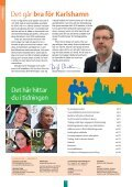 Vuxenutbildning och arbets - Karlshamn - Page 2