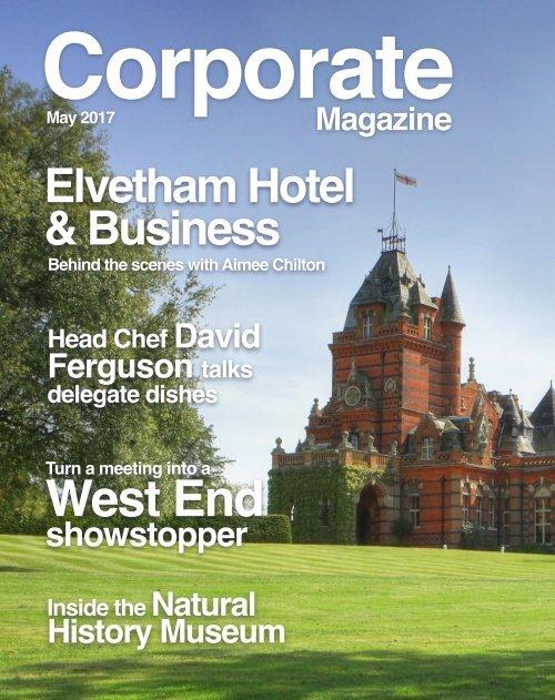 Corporate Magazine May 2017
