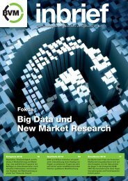Expertise 2012 - Berufsverband Deutscher Markt