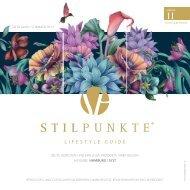 STILPUNKTE Lifestyle Guide Ausgabe 11 Hamburg/Sylt Frühjahr/Sommer