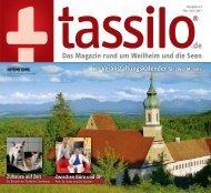 Tassilo, Ausgabe Mai/Juni 2017 - Das Magazin rund um Weilheim und die Seen