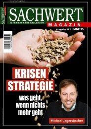 Sachwert Magazin - Ausgabe 54