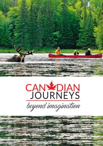 Canadian Journeys Write Up