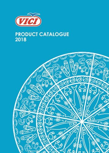 VICI catalogue 2018