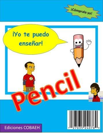 Comic Cobaeh pencil
