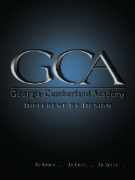 GCA View Book 2017