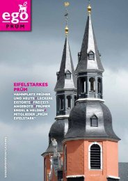 ego Magazin Prüm - Sonderveröffentlichung März 2017