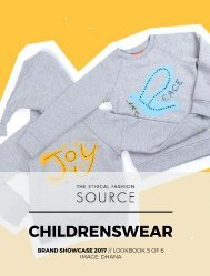Brand Showcase 2017: Childrenswear