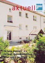 April 2006 - Berliner Bau- und Wohnungsgenossenschaft von 1892 eG