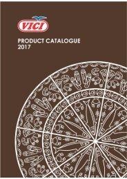VICI catalogue 2017