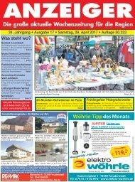 Anzeiger Ausgabe 17/17