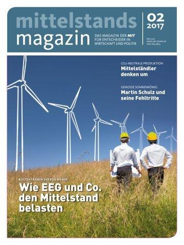 Mittelstandsmagazin 02-2017