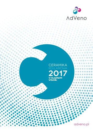 Ceramika reklamowa 2017