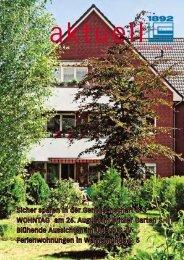 Juli 2006 - Berliner Bau- und Wohnungsgenossenschaft von 1892 eG