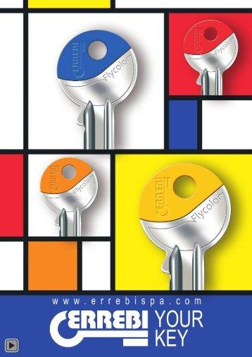 catalogo chiavi