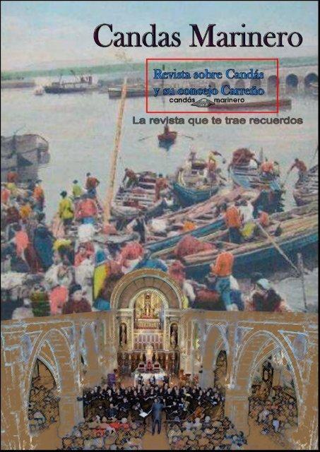 REVISTA NUMERO 36 CANDÁS MARINERO