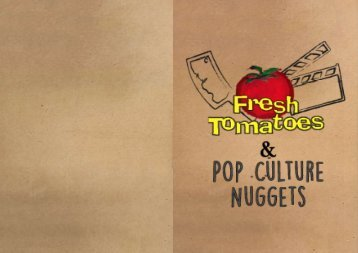 fresh tomatoes and pop culture nuggets