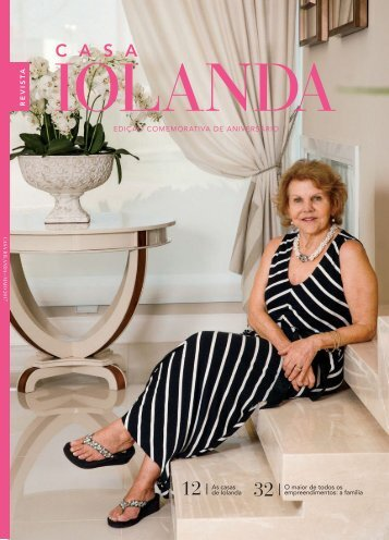 Revista Casa Iolanda