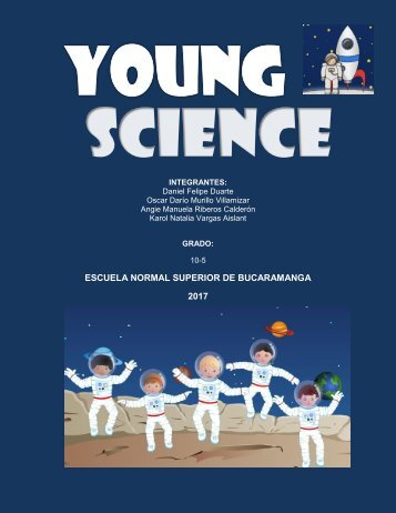 Young Science Magazine