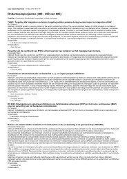 Onderzoeksprojecten (400 - 450 van 684)