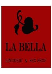 La Bella - Lingerie e Sex Shop