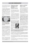 verschiedene mitteilungen - Taufkirchen an der Pram - Seite 5