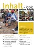 verheerende Katastrophen Aktuelle Meldungen ... - Kindernothilfe - Page 2
