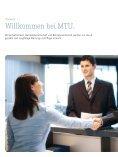 Schulungsprogramm 2011 - MTU - Seite 6