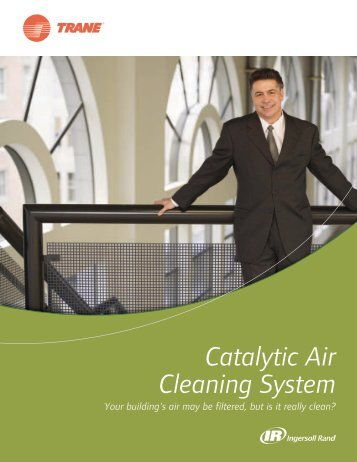 Catalytic Air Cleaning System - Trane