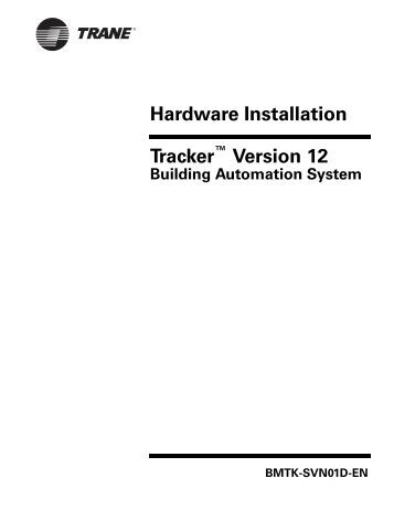 hardware and software installation pdf