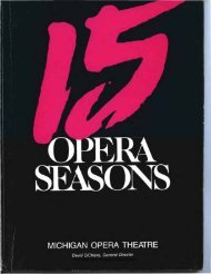 Artists - Allesee Dance and Opera Resource Library - Wayne State ...