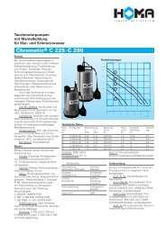 Chromatic® C 225-C 290 - H. Lohmann Schiffs