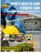 Men's Health Fair Sponsorship Package - Page 3