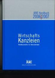 Kanzleien - PSP München Peters, Schönberger & Partner GbR