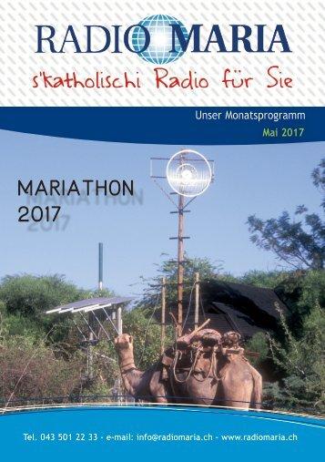 Radio Maria Schweiz - Mai 2017