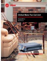 Chilled Water Fan Coil Unit - Dalkia