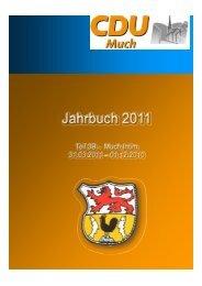 Jahrbuch 2011-3B.docx - CDU MUCH
