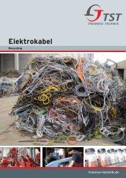Kabel Abluftreinigung - TrennSo-Technik