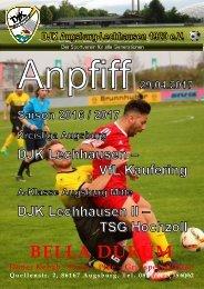 Anpfiff_2017-04-29 - DJK Lechhausen